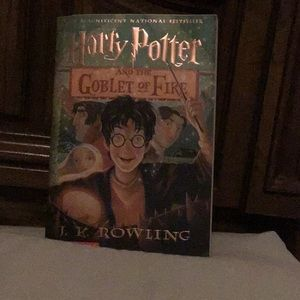 Other - Harry Potter and the goblet of fire